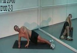 חיזוק שרירי הבטן בעזרת תרגילי בטן סטטים