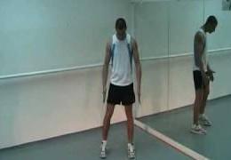 סרטון כושר חימום המפרקים לפני אימון