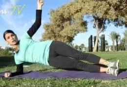 תרגילים לחיזוק הרגליים והבטן