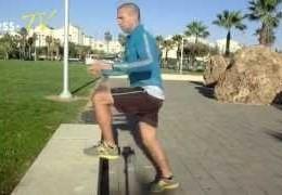 סרטון אימון כושר בפארק - תרגילי כושר