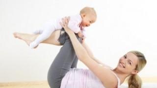 אימון כושר לנשים אחרי לידה